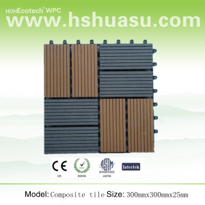 wpc floor DIY tile 30S30-3