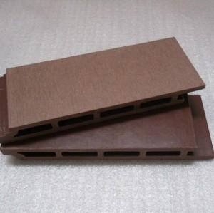 Древесно-пластикового композита стену доску