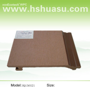 WPC Wall panel(ISO9001/14001/CE/ASTM)