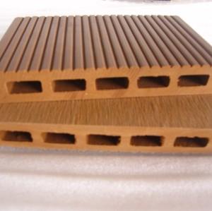 WPC تصنيع لوح خشبي