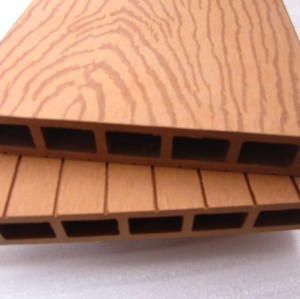 new composite wood decking board
