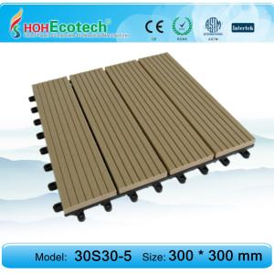 WPC floor tile 30S30-5