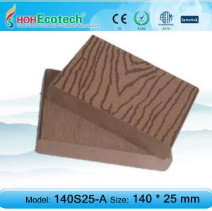 CE certificate composite deck