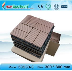 plastic wood decking flooring 30S30-3