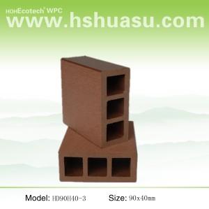 مواد بلاستيكية الخشب لالمبارزة