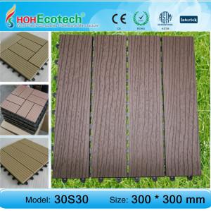 plastic wood decking flooring 30S30-5