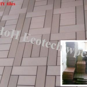 plastic wood decking flooring 30S30-1