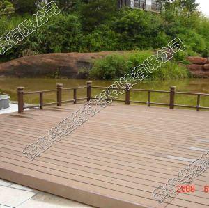 Terrace wpc material