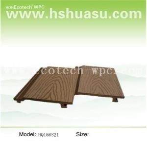 (HOT) Экологически чистые стены доски WPC