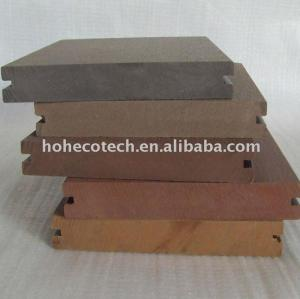 Dimensional stability wood plastic composite decking wpc decking board