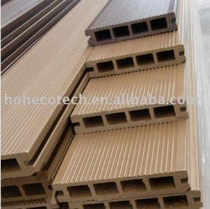 WPC التزيين البلاستيك الخشب المركب المجلس (CE، ROHS، ASTM، ISO9001، ISO14001