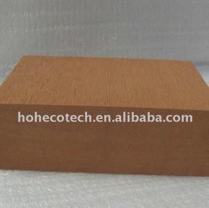 Solid flooring board wpc wood plastic composite decking board (CE, ROHS,ASTM,ISO9001,ISO14001