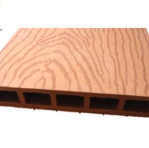 hot-wood plastic composite decking floor