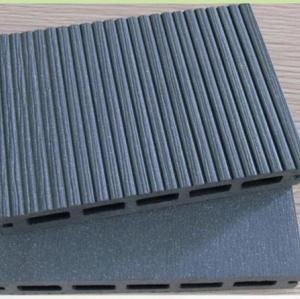 GREY color wpc decking composite decking
