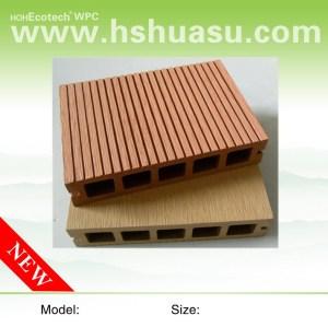 Ecofriendly decking board wpc decking composite decking