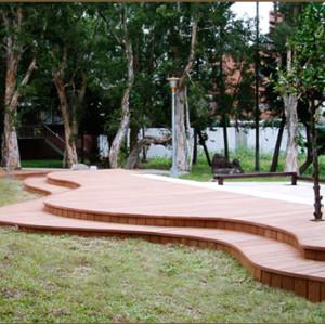 Cost efficiency terrace deck