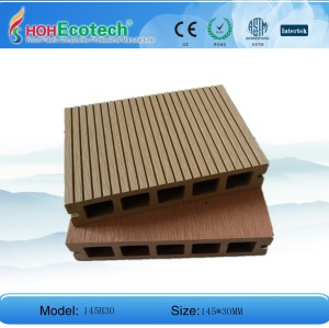 (CE Proof) WPC decking for Outdoor Using
