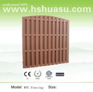 المبارزة الساخنة الخشبية البلاستيكية المركبة