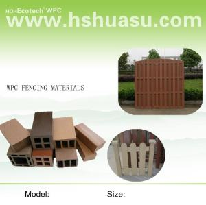 Hot! Wpc Fencing boards