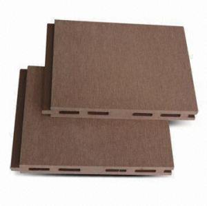 Non-paint, weatherproof WOOD plastic composite decking wpc flooring/decking