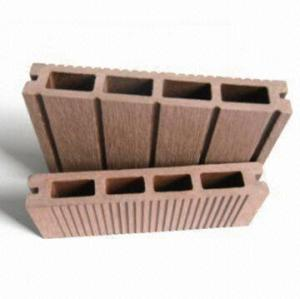 4 hollow models to choose 150x25mm Non-paint, weatherproof WOOD plastic composite decking wpc flooring/decking