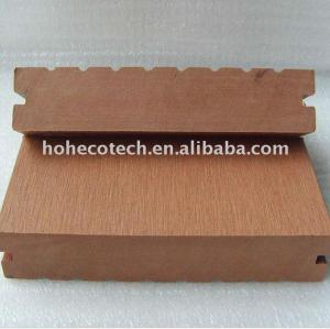 145x35mm Good resistance to water WOOD plastic composite decking wpc flooring/decking
