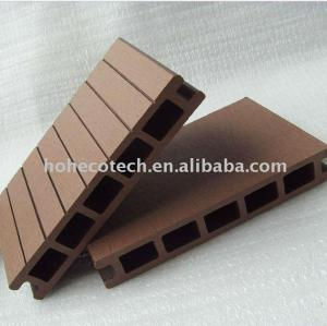 long term savings sanding surface WOOD plastic composite decking wpc flooring/decking
