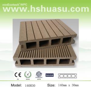 140x30mm woodlike wpc deck