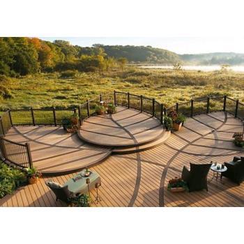 wpc garden  terrace