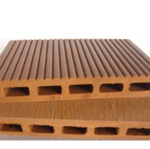 الساخن خشب بلاستيك، فرش التزيين مركب
