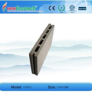 WPC التزيين الجوف (ASTM/SGS/ISO9001/ISO14001)