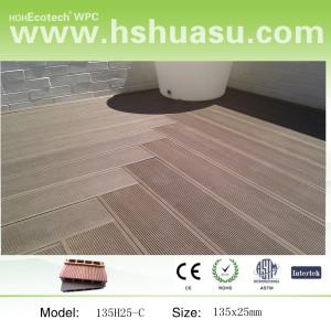 woodlike الطابق 135x25mm