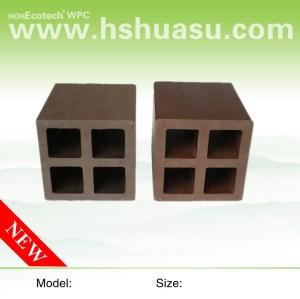 المبارزة الخشب البلاستيكية المركبة ISO9001