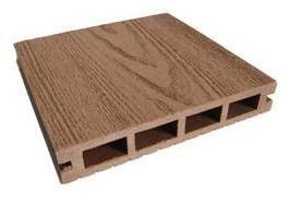 composite decking   outdoor  wpc flooring  / wpc decking board