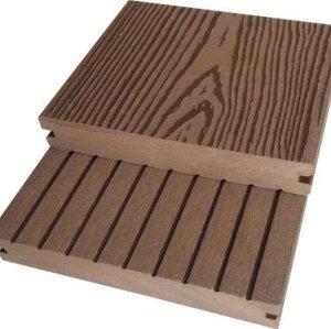 الرملي والنقش سطح مركب التزيين في الهواء الطلق انتاجية الأرضيات / مجلس التزيين انتاجية