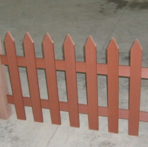 GOOD QUALITY WPC fencing