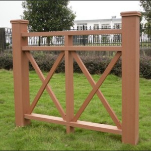 GOOD quality fencing-WPC