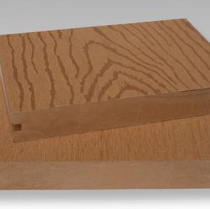 146x20mm الخشب المركب من البلاستيك