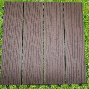 الخشب البلاستيك بلاطة / الخشب الحبوب