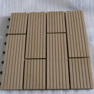 WPC DIY بلاط (SGS إثبات / المواد WPC)