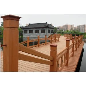 GOOD quality recyclable fencing-WPC