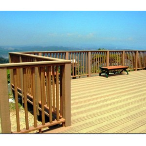 HOT SALL recyclable fence-WPC