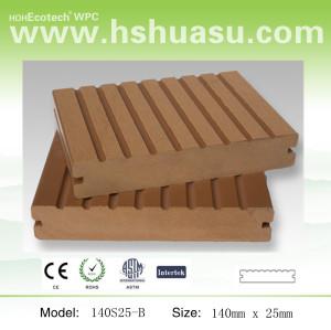 140x25mm الخشب الصلب المركب