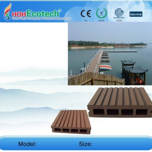 best quality WPC wall board decking