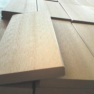 الأرضيات الصلبة التزيين WPC مجلس 140S25