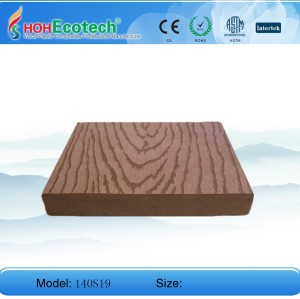 Outdoor using deck board--WPC materials
