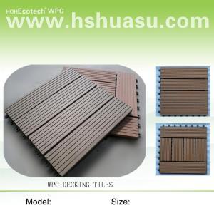 Plastic Composite tiles
