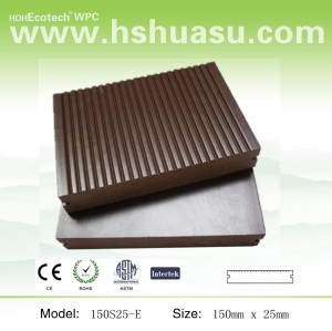 PLASTIC DECK WOOD