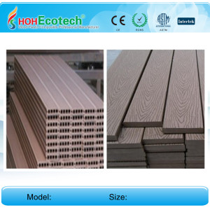 outside decking materials