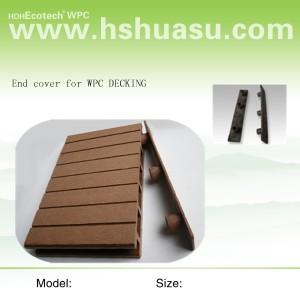 الخشب البلاستيك المركب التزيين انتاجية / الأرضيات